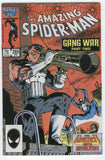 Amazing Spider-Man #285 The Punisher Get Involved in Gang War Zeck Art FVF