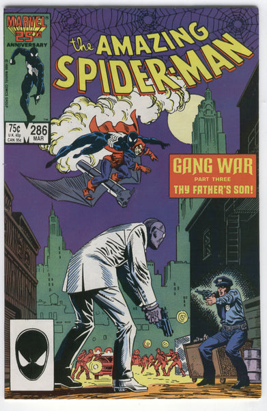 Amazing Spider-Man #286 Hobgoblin & Gang War VF