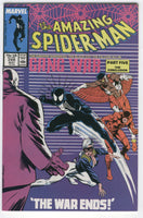 Amazing Spider-Man  #288 The Gang War Ends VF