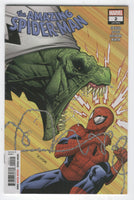 Amazing Spider-Man #2 Back To Basics with The Lizard! NM-