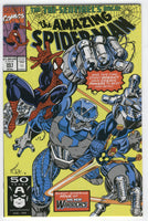 Amazing Spider-Man #351 The Tri-Sentinel is Back! VFNM