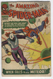 Amazing Spider-Man #36 When Falls The Meteor Ditko Silver Age Classic GVG
