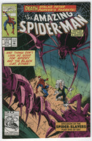 Amazing Spider-Man #372 Things Don't Look So Good...  VFNM