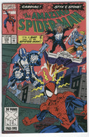 Amazing Spider-Man #376 Spidey has a bad day VF