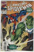 Amazing Spider-Man #381 The Hulk Is In Town NM-