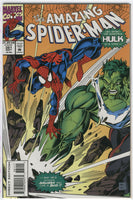 Amazing Spider-Man #381 The Hulk Is In Town VFNM