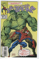 Amazing Spider-Man #382 & The Incredible Hulk VF