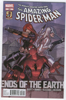 Amazing Spider-Man #685 Ends Of The Earth Black Widow Silver Sable VFNM
