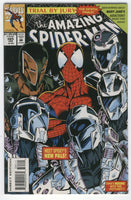 Amazing Spider-Man #385 Spidey's New Pals VF