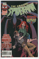 Amazing Spider-Man #411 The Blood Brothers VFNM