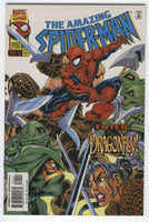 Amazing Spider-Man #421 The Dragonfly VF+