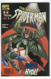 Amazing Spider-Man #433 Nowhere To Hyde News Stand Variant VF