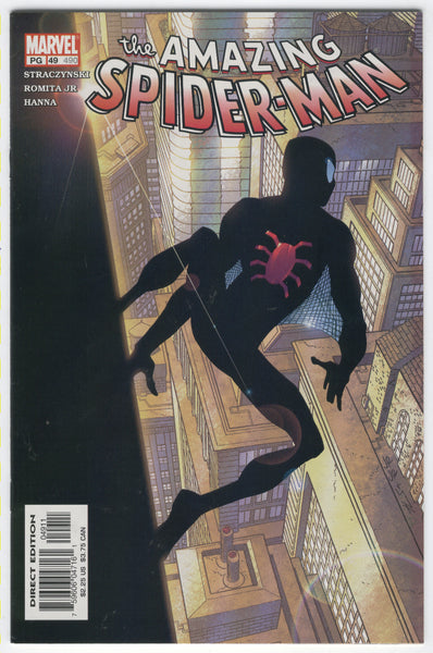 Amazing Spider-Man Vol. 2 #49 Bad Connections VFNM