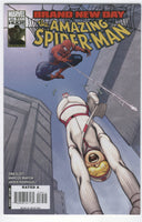 Amazing Spider-Man #559 Brand New Day VF
