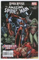 Amazing Spider-Man #597 1st American Son Armor Ms. Marvel and Venom VF