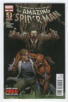 Amazing Spider-Man #689 No Turning Back Morbius VF