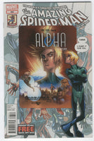 Amazing Spider-Man #693 Alpha Fixes It VF