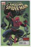 Amazing Spider-Man #699 The Spider Is A Brand New Man (not for long!) NM-