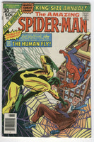 Amazing Spider-Man Annual #10 First Appearance of The Human Fly Kane Art VGFN
