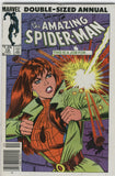 Amazing Spider-Man Annual #19 Mary Jane is Spider-Woman? News Stand Variant VF-