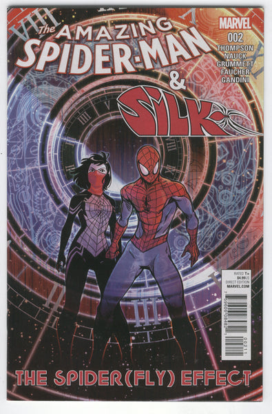 Amazing Spider-Man & Silk #2 The Spider(Fly) Effect NM