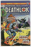 Astonishing Tales #28 Five To One... One in Five Deathlok Buckler Bronze Age Classic FN