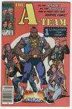 The A-Team #1 Collector's Item Issue News Stand Variant FN