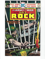 our Army At War #283 Bronze Age Kubert Classic FVF