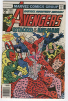 Avengers #161 Attacked by the Ant-Man Black Panther Bronze Age Perez Art Bizzare FVF