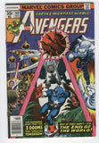 Avengers #169 The End Of The World Black Panther Bronze Age FN