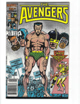 Avengers #270 Subby Gets The Ax! News Stand Variant VGFN