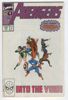 Avengers #314 Into The Void Guest Starring Spider-Man VFNM