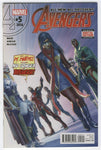 All-New, All-Different Avengers #5 Ms. Marvel Is Out! NM