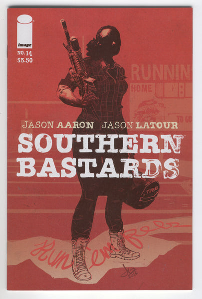 Southern Bastards #14 Mature Readers VFNM
