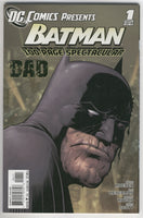 DC Comics Presents:  Batman Bad #1 100 Page Super Spectacular FVF