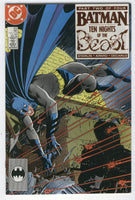Batman #418 Ten Nights Of The Beast Part Two Starlin Zeck FN