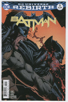 Batman #5 DC Rebirth Series I Am Gotham VFNM