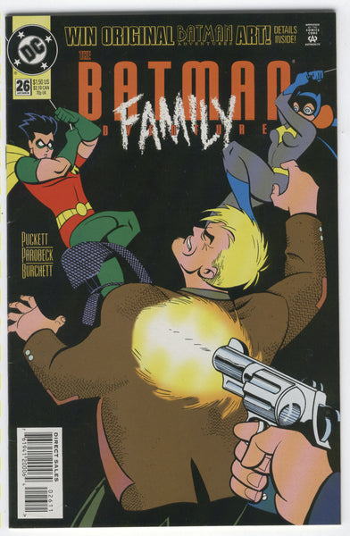 Batman Adventures #26 VF