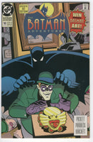 Batman Adventures #10 The Last Riddler Story VFNM