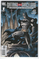Batman In Barcelona: Dragon's Knight One Shot VFNM