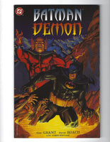 Batman Demon Graphic Novel Prestige Format VFNM