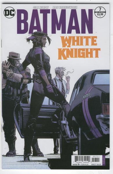 Batman White Knight #7 VFMN