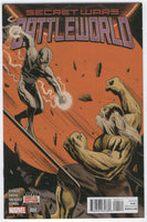 Secret Wars: Battleworld #4 Silver Surfer vs The Maestro VFNM