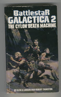 Battlestar Galactica Softcover #2 The Cylon Death Machine Frazetta Cover 1979 Fine