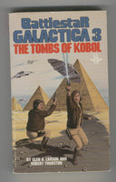 Battlestar Galactica Softcover #3 The Tombs Of Kobol 1979 Fine