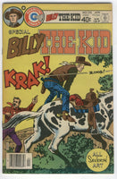 Billy The Kid #128 Severin Art Charlton Bronze Age FN