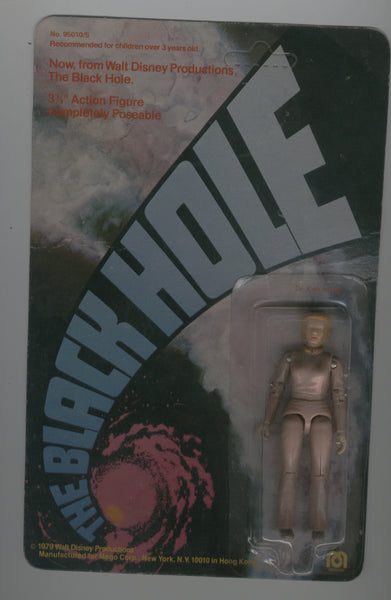 Black Hole Dr. Kate McRae Vintage 1979 Sealed Unpunched Card