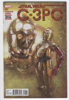 Star Wars C-3PO #1 2016 w/ Digital Code VFNM