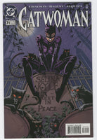 Catwoman #71 Rest In Peace Balent Art VF