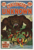 Challengers Of The Unknown #79 The Monster Maker HTF Bronze Age Classic VG+
